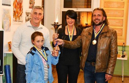 Chris Maher -Torch Bearer Award