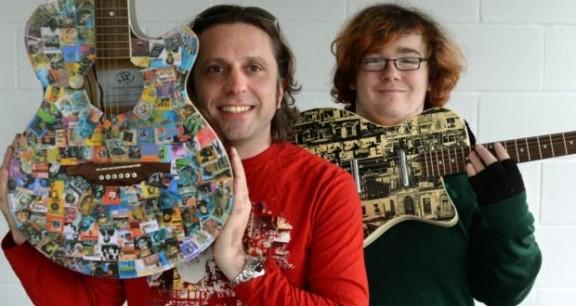 CM & Daryl Ward Nov 2013 Irish Times