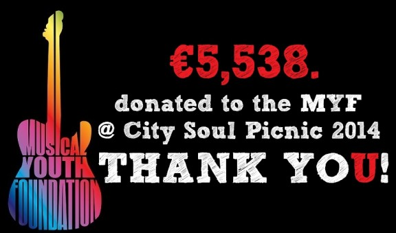 Thank You City Soul Picnic 2014