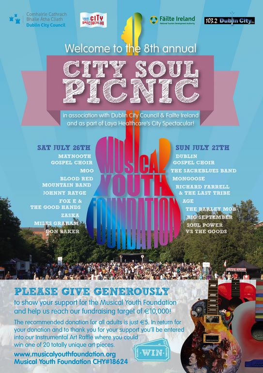 City Soul Picnic Weekend 2014