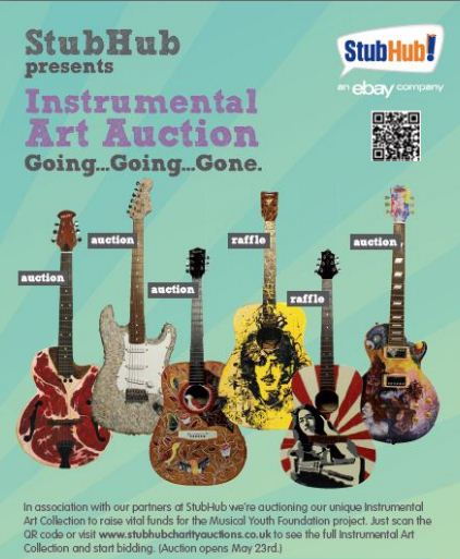 Instrumental Art Auction