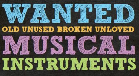 InstrumentsWanted