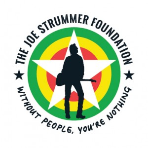 Joe Strummer Grant for MYF Musical Youth Foundation a charity changing lives through music