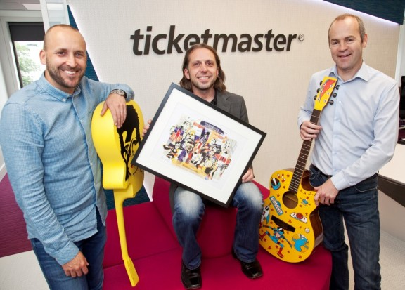 Ticketmaster joins Musical Youth Foundation family to become Champions of Music Education.