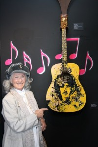 Surprise visit by Philomena Lynott - MYF