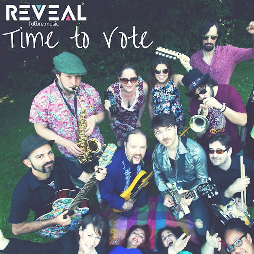 Reveal Time To Vote 2018