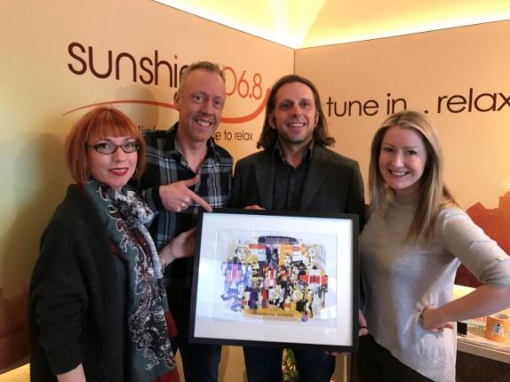 Sunshine Radio Musical youth Foundation Champions of Music Education