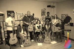 MYF Guitars for Kids Group - Bosco YS