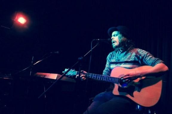 NYC Winner -Mark Daly at open Mic Night