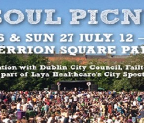 New Dates Dublin City Soul Festival