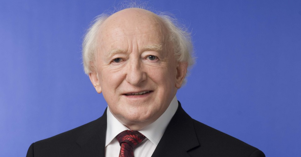"""Music Changes Lives"" – President of Ireland"